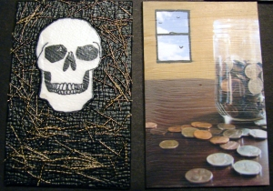 Ancestors/Dios de los Muertos and Count Your Change