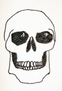 My Skull Drawing