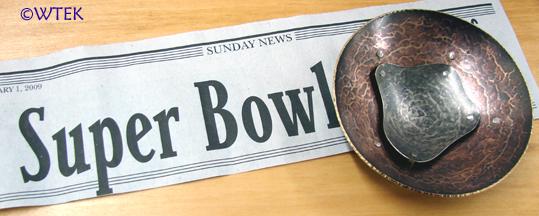 "Super ""Bowl"" ©WTEK 2009"