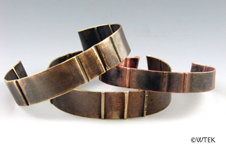 Small Fold Formed Cuff Bracelets - You May Be A Winner!