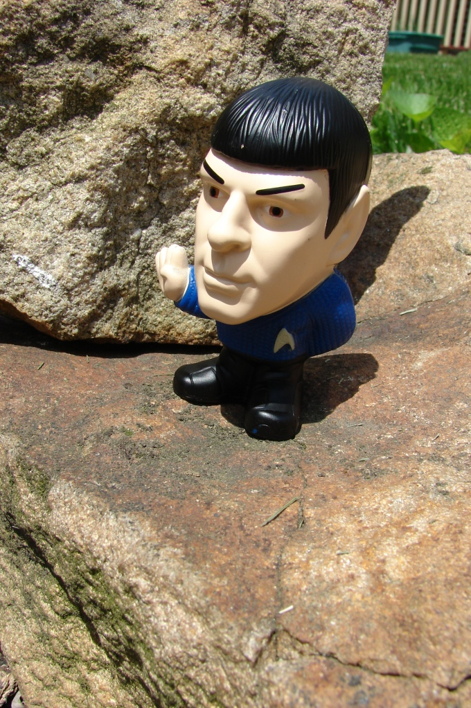 Spock, Paradigm of Logic