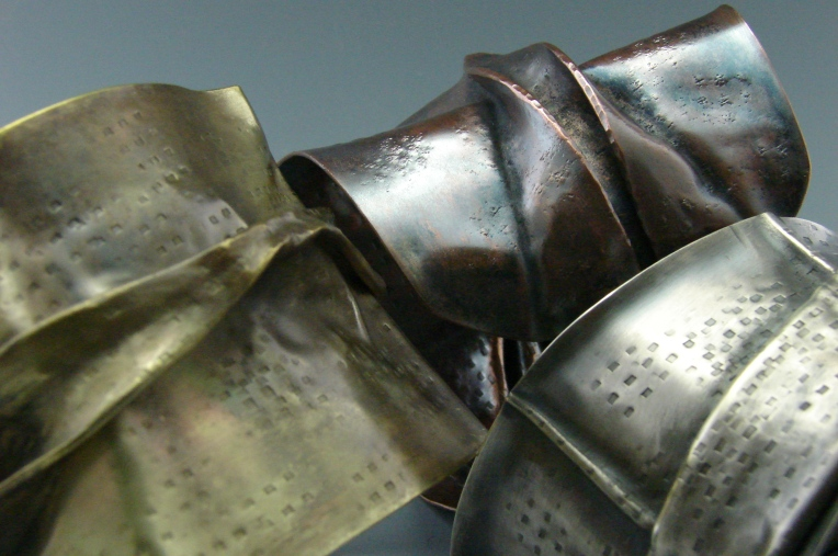 Fold Formed Cuffs ©2009 WTEK