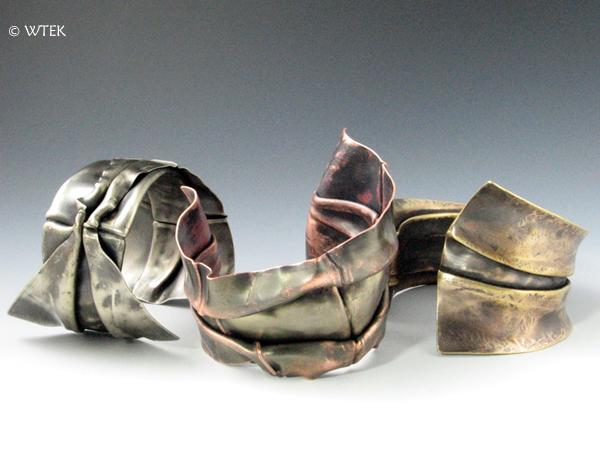 Fold Formed Cuffs