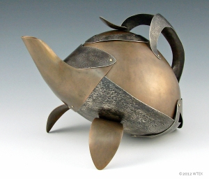 Lorica ©2012 WTEK bronze, nickel, brass