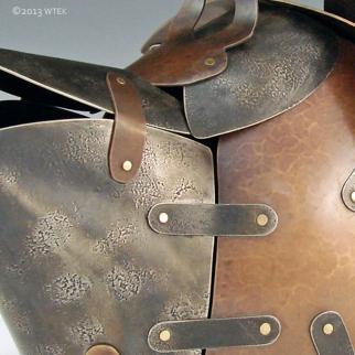 Akimbo ©2012 bronze, nickel, brass