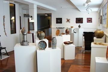 A sneak peek of the exhibition.