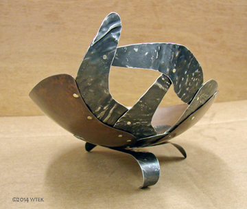 SBC VI ©2014 WTEK bronze, nickel, brass