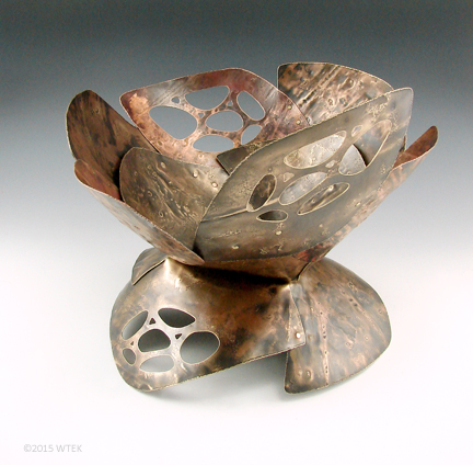 Reap the Whirlwind ©2015 WTEK brass, copper