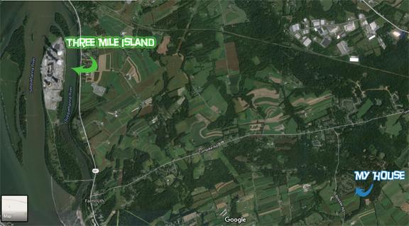 TMI map