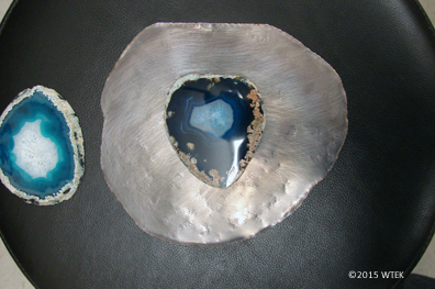 See if this agate looks good on it... ©2015 WTEK