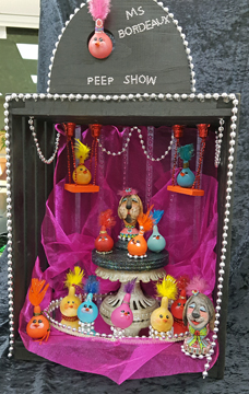 Peep Show by Joan Hiser